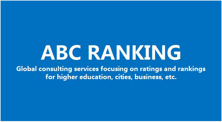 ABC RANKING-第1张图片-中国大学排行榜